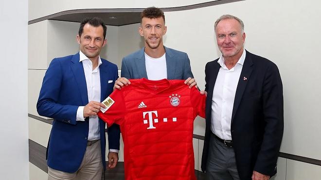 Perisic, Bayern Munich, Inter Milan, chuyển nhượng