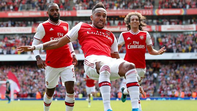 Arsenal 2-1 Burnley: Ceballos lập cú đúp kiến tạo, Arsenal thắng trận thứ hai liên tiếp