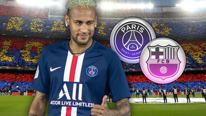 Chuyển nhượng 19/8: Neymar về Barca theo dạng cho mượn. MU trói chân trung vệ thép