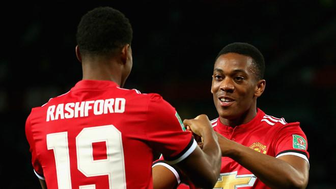 MU: Vượt qua được áp lực, Martial và Rashford sẽ là lời giải cho hàng công