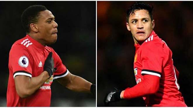 NÓNG: Sanchez có thể ở lại MU vì chấn thương của Martial