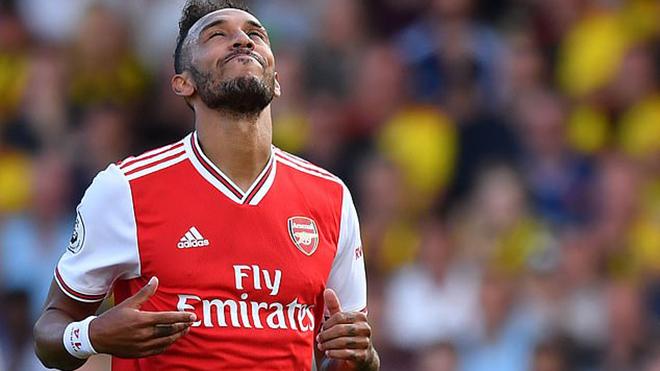 Aubameyang chua chát nói về vấn đề cực lớn của Arsenal sau trận hòa Watford