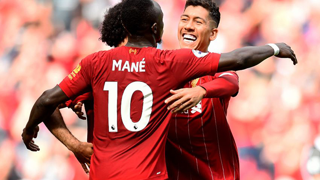 Toàn thắng từ đầu mùa, Liverpool đang có phong độ cao nhất châu Âu