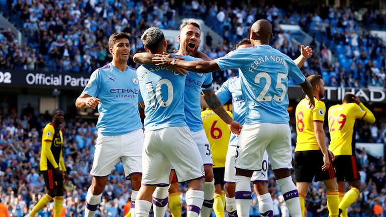 Ket qua bong da, kết quả bóng đá Anh, video clip Man City 8-0 Watford, kết quả ngoại hạng Anh vòng 6, bảng xếp hạng Ngoại hạng Anh, kết quả Man City đấu với Watford