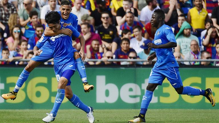 Truc tiep bong da, trực tiếp bóng đá, Getafe vs Barcelona, trực tiếp Barcelona đấu với Getafe, bóng đá trực tuyến, trực tiếp bóng đá TBN, Bóng đá TV, SSPORT