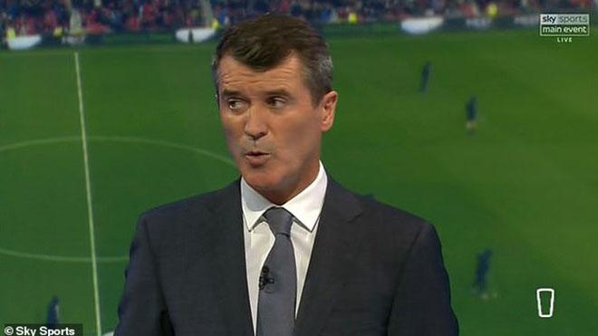 Roy Keane 'sốc' với chất lượng trận MU vs Arsenal, tin cả 2 sẽ không vào nổi Top 4