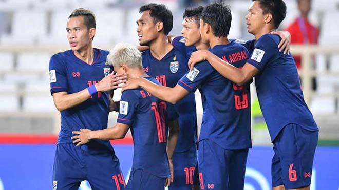 TRỰC TIẾP BÓNG ĐÁ: Thái Lan đấu với UAE (19h00 hôm nay)