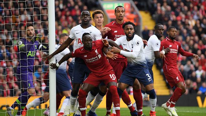 truc tiep bong da hôm nay, Liverpool đấu với Tottenham, Liverpool, Tottenham, K+, K+PM, K+PC, xem bóng đá trực tuyến, bong da truc tiep, Ngoại hạng Anh, bóng đá