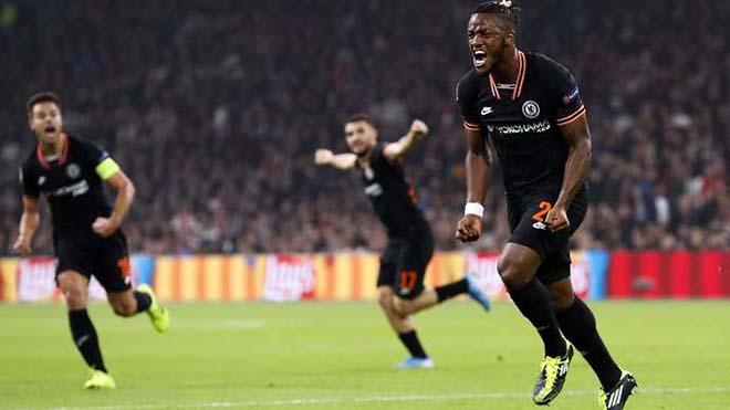ket qua bong da hôm nay, kết quả bóng đá, ket qua bong da, Ajax 0-1 Chelsea, kết quả Ajax Chelsea, kết quả Cúp C1, Cúp C1, Batshuayi, Jorginho, bóng đá, bong da