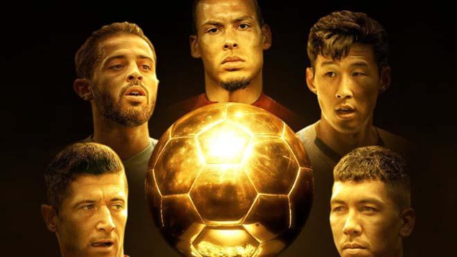 Son Heung Min là cầu thủ châu Á đầu tiên sau 12 năm lọt đề cử Quả bóng Vàng