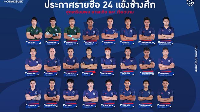 truc tiep bong da hôm nay, trực tiếp bóng đá, truc tiep bong da, lich thi dau bong da hôm nay, vòng loại World Cup 2022, đội tuyển Thái Lan, Việt Nam vs Thái Lan