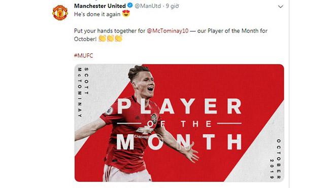 MU, tin bóng đá MU, bong da, bóng đá, tin chuyển nhượng MU, tin MU, M.U, Man United, MU đấu với Bournemouth, McTominay, Lịch thi đấu bóng đá Anh, Mandzukic, Rashford