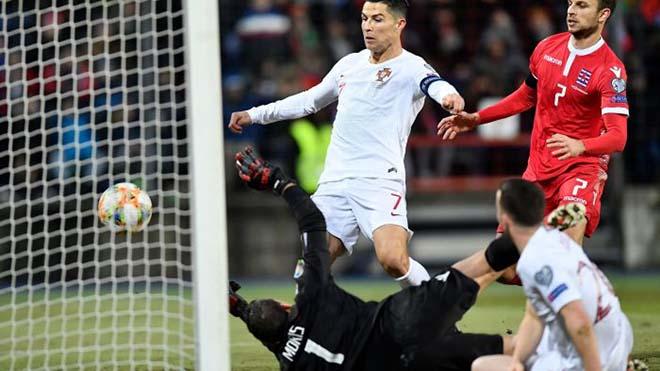 Ket qua bong da, kết quả bóng đá, ket qua bong da hom nay, vòng loại EURO 2020, Ronaldo, Bồ Đào Nha, Kosovo Anh, BĐTV, TTTV, U22 Việt Nam vs U22 Myanmar, U17 thế giới