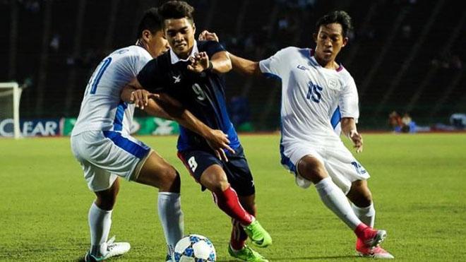 U22 Philippines vs U22 Malaysia (19h00 hôm nay): Khó cho chủ nhà. Trực tiếp VTV6