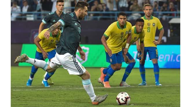 ket qua bong da, lich thi dau bong da hôm nay, bong da hom nay, truc tiep bong da hom nay, trực tiếp bóng đá, bóng đá, bong da, Argentina 1-0 Brazil, Messi