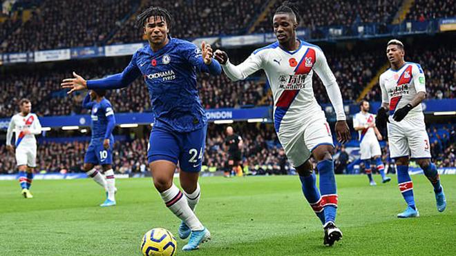 Ket qua bong da hom nay, Chelsea 2-0 Crystal Palace,Chelsea đấu với Crystal Palace, bóng đá trực tiếp, K+, K+PM, K+PC, K+1, xem bóng đá trực tuyến, Ngoại hạng Anh