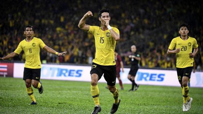 Malaysia ngược dòng trước Thái Lan, cộng đồng mạng hết lời ca ngợi