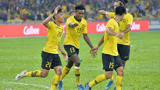 bảng xếp hạng vòng loại World Cup 2022 bảng G, lịch thi đấu vòng loại World Cup 2022 bảng G, kết quả bóng đá, kết quả vòng loại World Cup 2022, Malaysia 2-1 Thái Lan