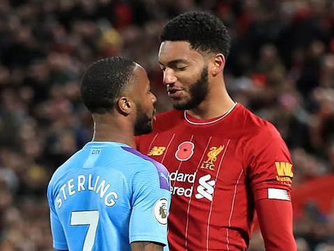 Đội tuyển Anh: Sterling bị 'trảm' vì xô xát với sao trẻ Liverpool