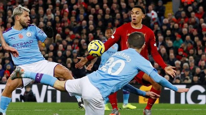 Liverpool 3-1 Man City: Cận cảnh hai tình huống tranh cãi khiến Guardiola mỉa mai trọng tài