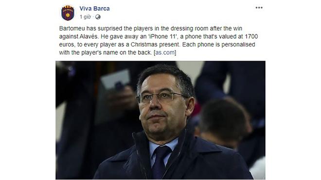 truc tiep bong da hôm nay, trực tiếp bóng đá, truc tiep bong da, lich thi dau bong da hôm nay, bong da hom nay, bóng đá, bong da, Barca, Bartomeu, chủ tịch Barca
