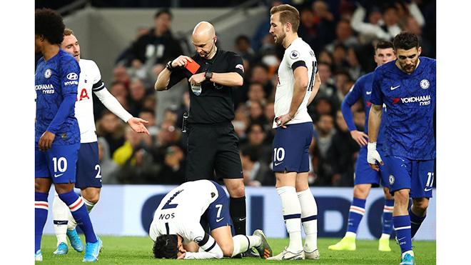 Ket qua bong da, kết quả bóng đá Anh, ket qua ngoai hang Anh, video clip Tottenahm 0-2 Chelsea, Lampard, Mourinho, Ngoai hang Anh, bảng xếp hạng bóng đá Anh, Chelsea