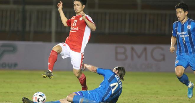 Xem bóng đá trực tiếp Buriram United vs TPHCM (HTV thể thao, 18h30 hôm nay)