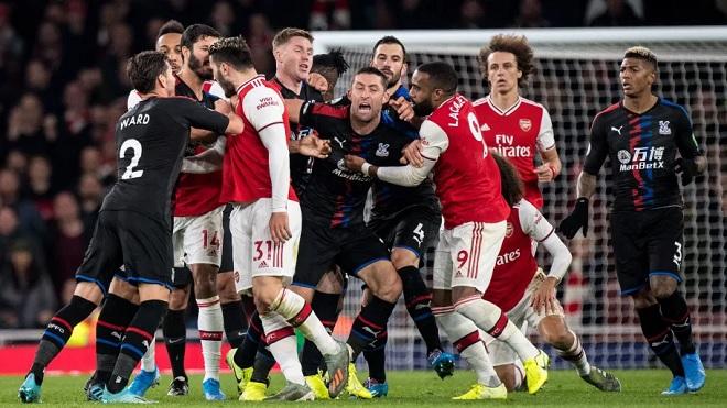 Trực tiếp bóng đá hôm nay: Crystal Palace vs Arsenal, MU đấu với Norwich. K+, K+PM