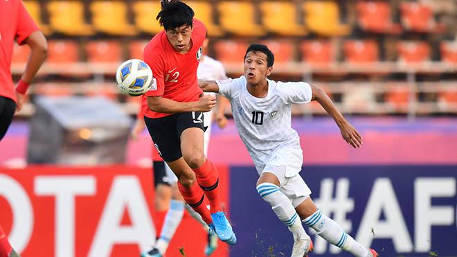 U23 châu Á 2020: Thái Lan, Hàn Quốc sẽ gặp đối thủ nào ở vòng tứ kết?