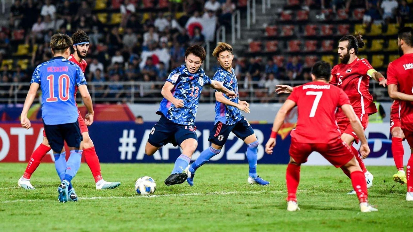 Xem bóng đá trực tiếp VTV6: U23 Qatar đấu với U23 Nhật Bản, U23 châu Á 2020