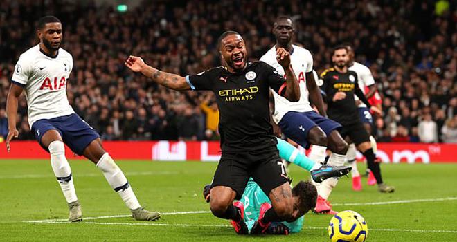 Ket qua bong da Anh, Tottenham 2-0 Man City, kết quả bóng đá hôm nay, kết quả ngoại hạng Anh, bóng đá Anh, Guardiola, Mourinho, bảng xếp hạng bóng đá Anh sau vòng 25