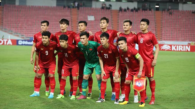 Trận giao hữu Việt Nam vs Kyrgyzstan ảnh hưởng thế nào trên BXH FIFA?