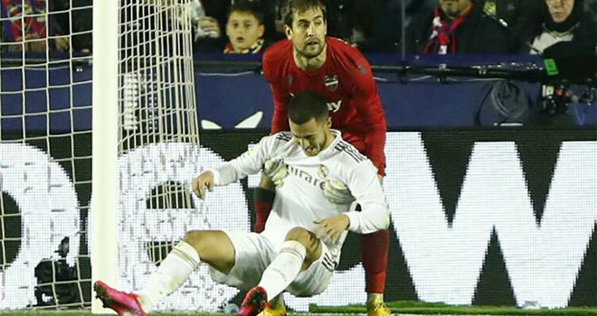 Real, Real madrid, tin tuc bong da Real Madrid, Hazard chấn thương, Man City vs Real Madrid, Kinh điển, Real vs Barcelona, tin bong da Tay ban nha, lich thi dau