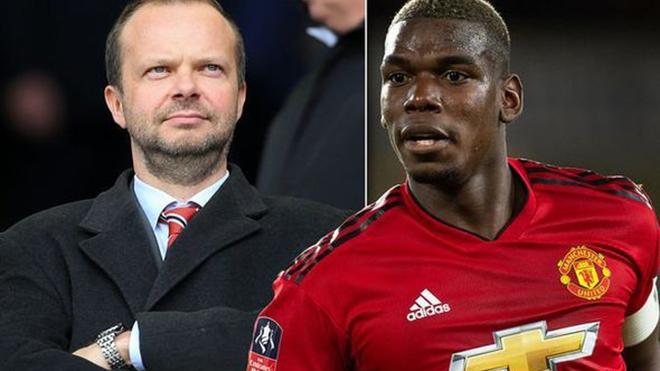 QUAN ĐIỂM: Bán Pogba với giá 150 triệu bảng, Ed Woodward đáng được dựng tượng