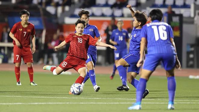 Đối đầu Nữ Việt Nam vs Nữ Myanmar: Gần một thập kỷ bất bại
