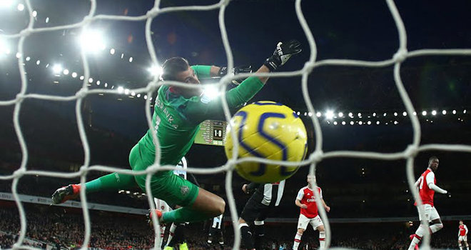 Ket qua bong da, ket qua bong da ngoai hang Anh,  Arsenal 4-0 Newcastle, Pepe, Arsenal, kết quả Arsenal, ket qua bong da dem qua, bảng xếp hạng bóng đá Anh, bong da