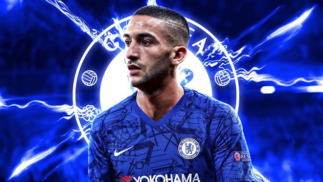 Hakim Ziyech: Tân binh 36 triệu bảng của Chelsea từ Ajax hay cỡ nào?