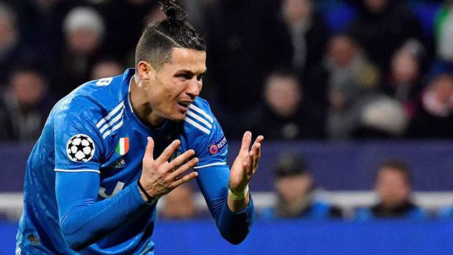 Ronaldo chặn Transfermarkt trên mạng xã hội vì bị định giá thấp