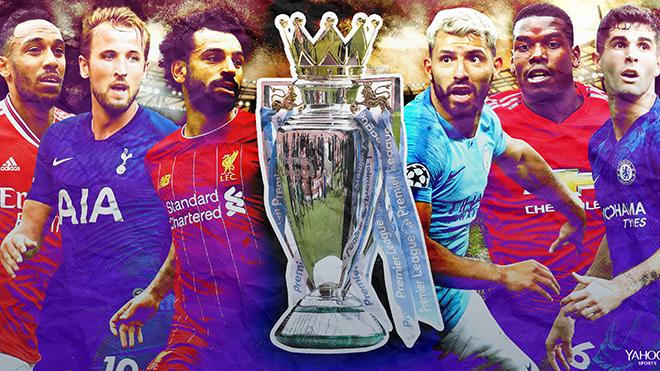 Lịch thi đấu Ngoại hạng Anh vòng 29. Trực tiếp MU vs Man City, Chelsea vs Everton. K+. K+PM