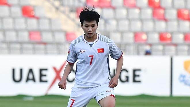 Tiền vệ Tuyết Dung: 'Đoàn kết sẽ là chìa khóa giúp Việt Nam thắng Úc'
