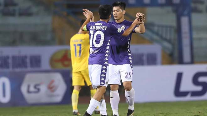 Trực tiếp bóng đá hôm nay: Quảng Ninh vs Hà Nội, TPHCM vs Thanh Hóa. BĐTV, TTTT HD, VTV6