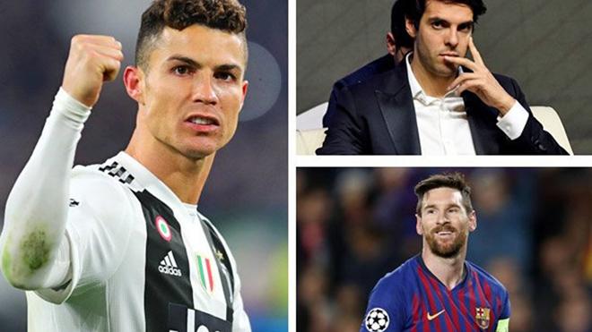 BÓNG ĐÁ HÔM NAY 3/4: MU đổi kế hoạch chuyển nhượng.Kaka chọn Messi hơn Ronaldo