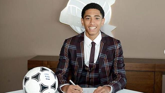 MU tự tin vượt mặt Man City, giành chữ ký của sao trẻ Bellingham