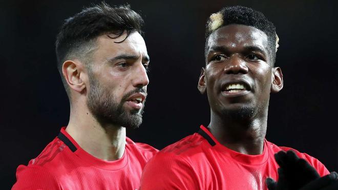 MU: Pogba đối diện với áp lực phải chứng minh giá trị vì Bruno Fernandes