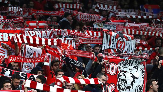 CHẤN ĐỘNG bóng đá châu Âu: Olympiakos bị nghi bán độ, sẽ bị đánh tụt hạng