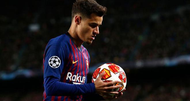 Bong da, Bóng đá, Tin tức bóng đá, Chuyển nhượng Barcelona, Coutinho ở lại Barca, bong da hom nay, tin tuc bong da, Liverpool, Coutinho, chuyển nhượng, Barca, Barcelona