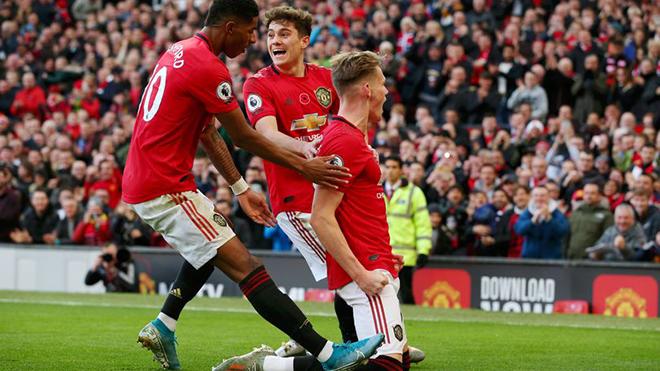 MU có thể sở hữu đội hình gồm toàn cầu thủ người Anh sau kỳ chuyển nhượng Hè 2020
