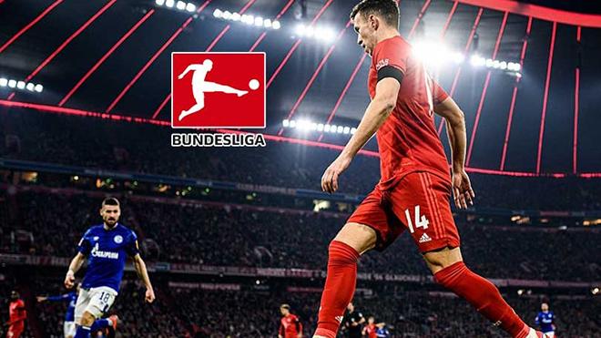 Lịch thi đấu Bundesliga vòng 26: Dortmund vs Schalke, Berlin vs Bayern