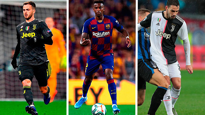 Barca và Juventus đạt thỏa thuận trao đổi 3 cầu thủ kèm 25 triệu euro