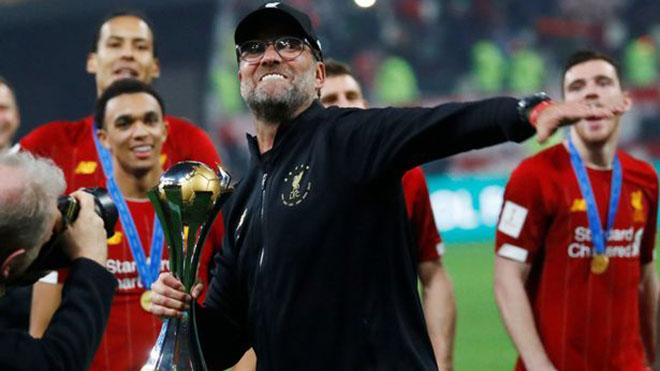 Klopp hứa sẽ có màn ăn mừng 'điên rồ' nếu Liverpool vô địch